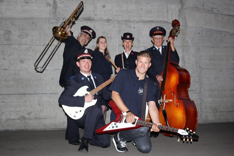 Heilsarmee - Photo: http://www.heilsarmee.ch/eurovision/