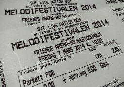Melodifestivalen_Tickets