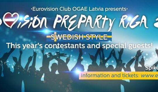 EUROVISION PARTY RIGA