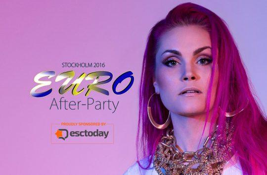 Euro After Party Dinah Nah