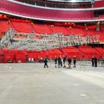 Stage construction 1