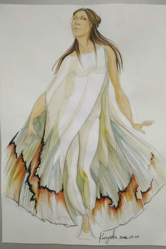 Dmitry Kuryata's design