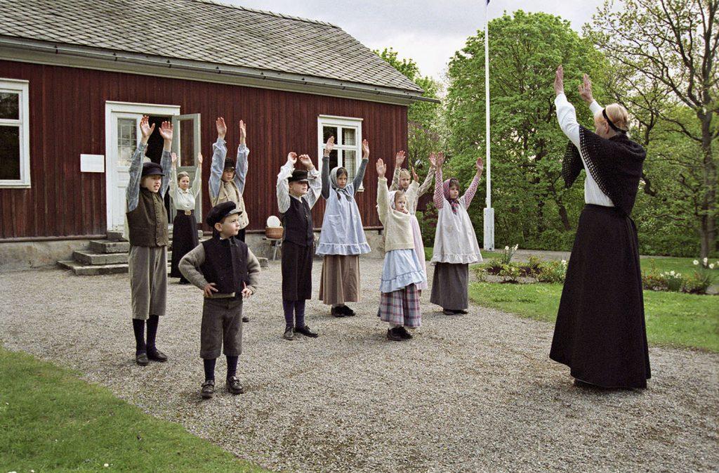 The Vala School- Skansen- (Maria Anderson)