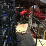 stage construction 18