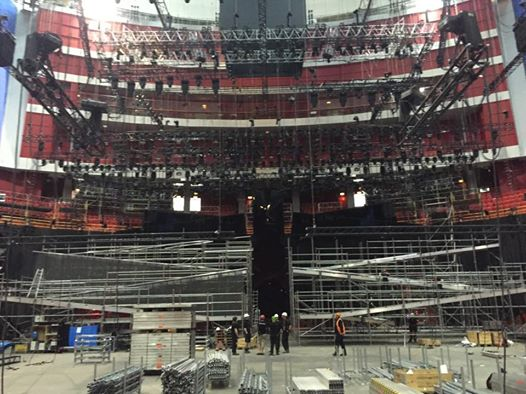 stage construction 21