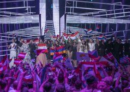 Running order Eurovision 2016