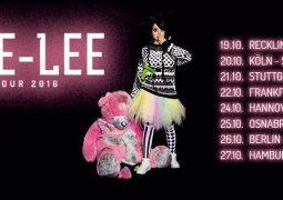 Jamie-Lee Berlin Tour 2016