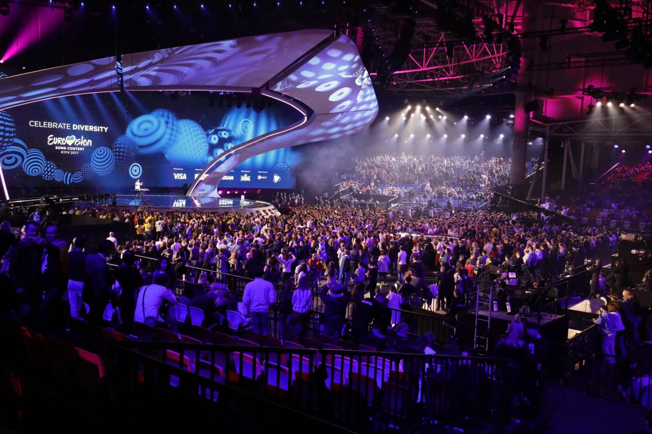 Eurovision Live: Eurovision 2017: Live Updates From Semi-final 2 Jury Show