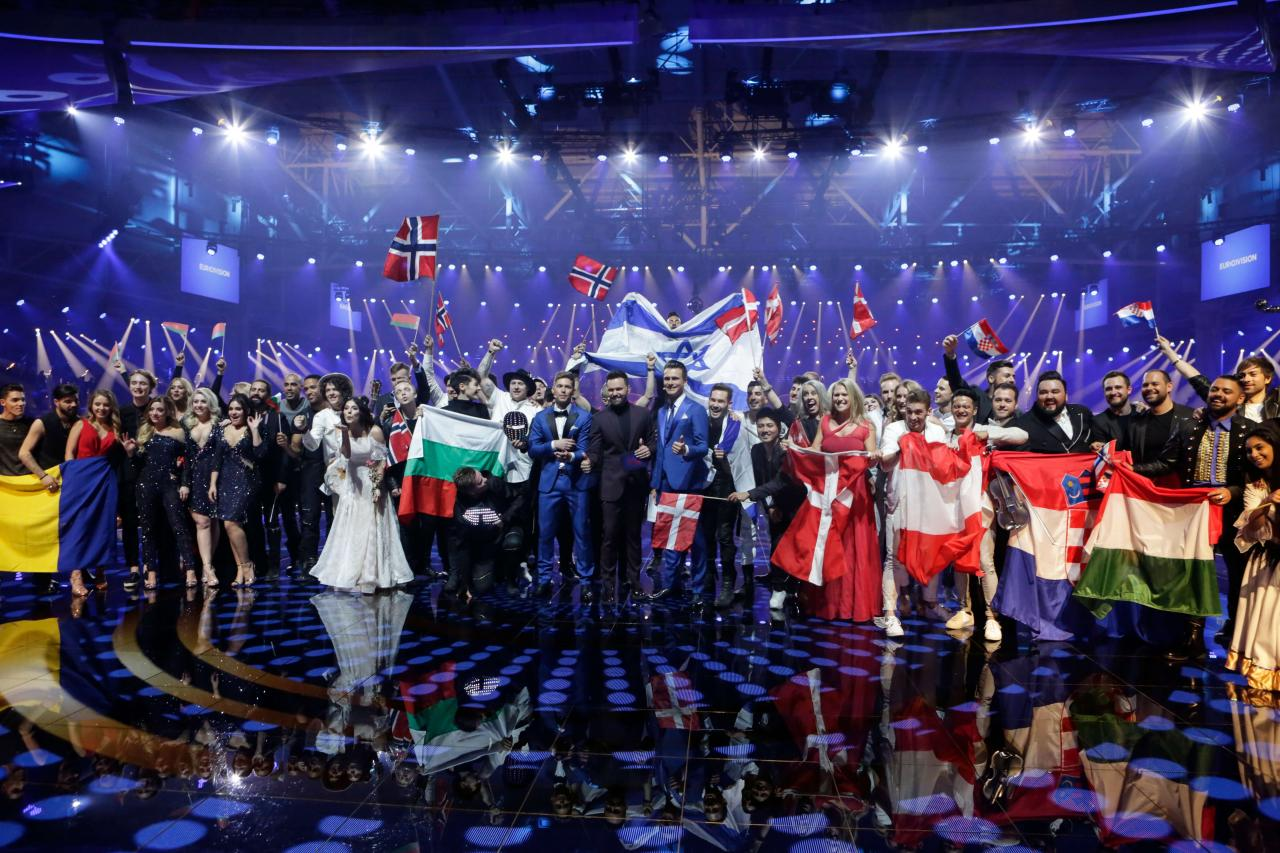 """Résultat de recherche d'images pour """"eurovision 2017 semi final 2"""""""